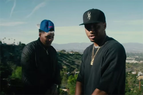 Video: Kevin Gates feat  Trey Songz, Ty Dolla $ign & Jamie Foxx