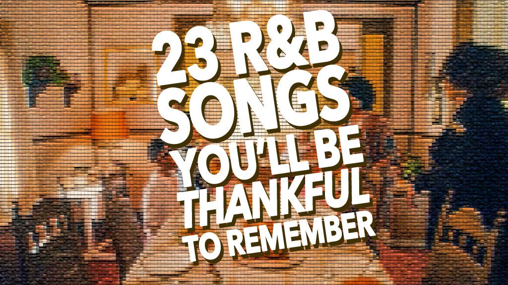 R&B-Thanksgiving