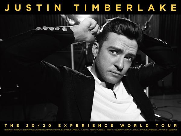 "Justin Timberlake Bringing ""The 20/20 Experience Tour ..."