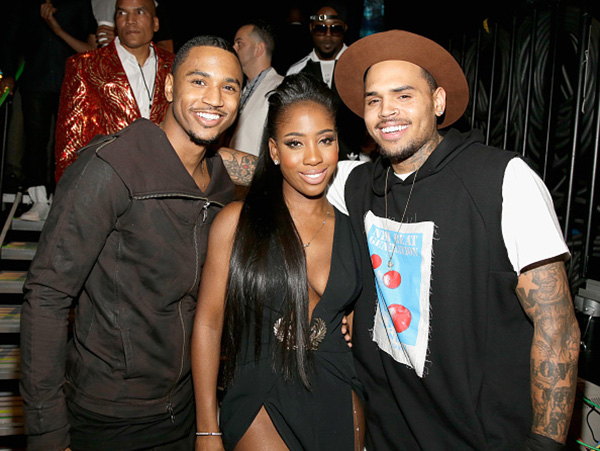 Sevyn streeter and trey songz dating. dos and donts of dating a younger man jokes.
