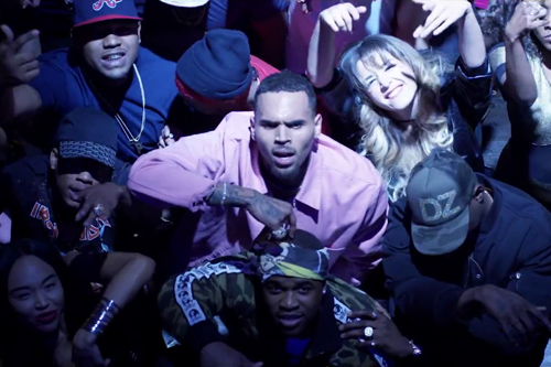 Video: Chris Brown - Picture Me Rollin' | ThisisRnB.com ...