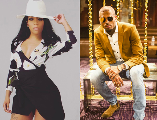 high quality 100% top quality hot new products K. Michelle Teases New Chris Brown-Featured Single