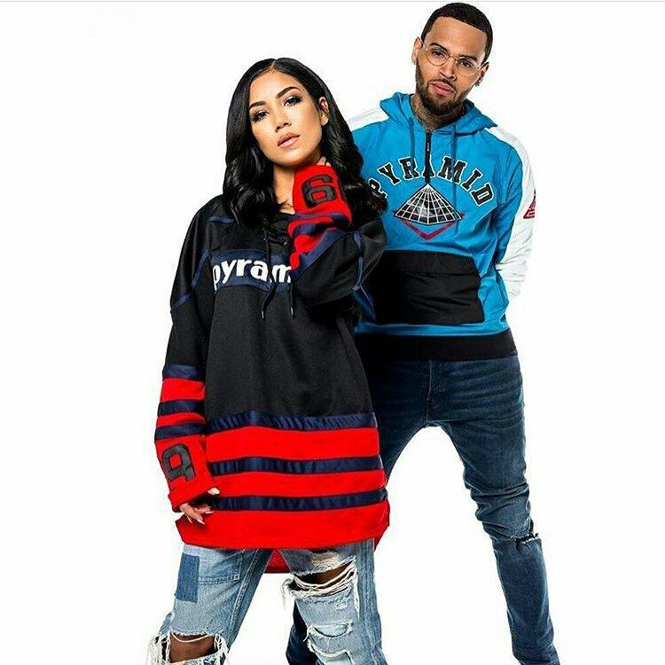 Jhene Aiko Chris Brown