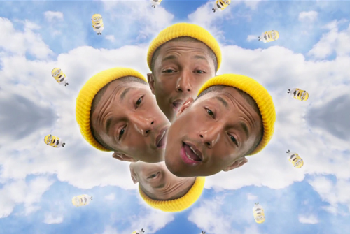 Pharrell-Theres-Something-Special-Video