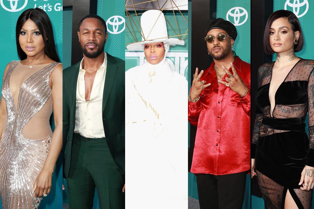 Toni Braxton, SWV, Keyshia Cole, Tank, 112, DVSN, Ro James & More Bring Dynamic Performances to 2017 Soul Train Awards