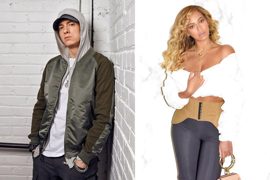 Eminem-Beyonce
