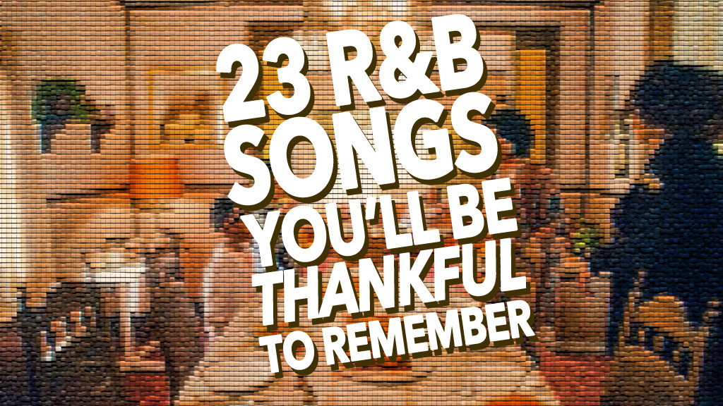 R&B-Thanksgiving