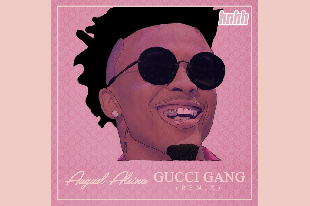 August-Alsina-Gucci-Gang