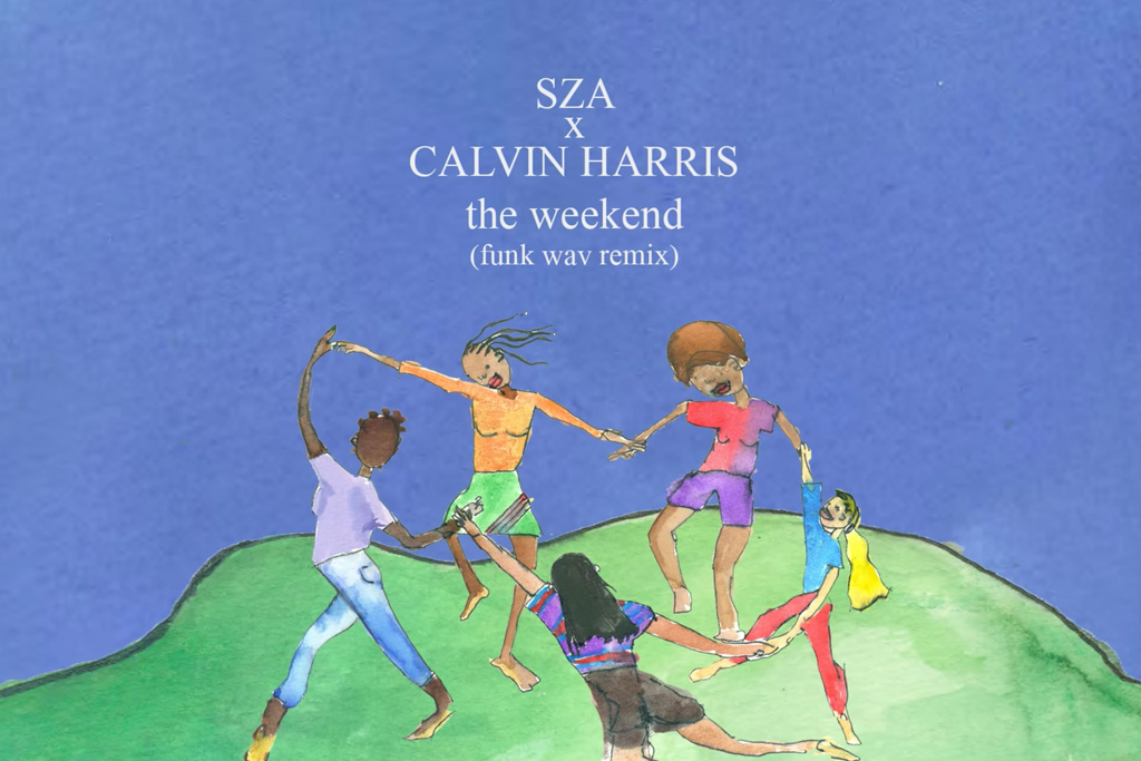 SZA-Calvin-Harris-Weekend