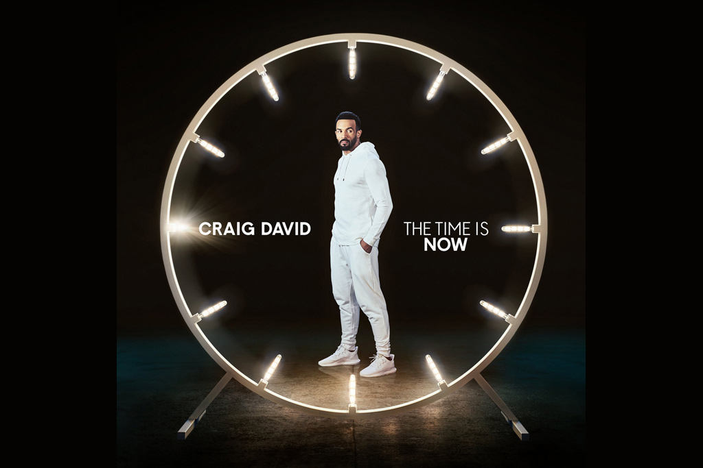 Listen: Craig David Releases New Album 'The Time is Now'