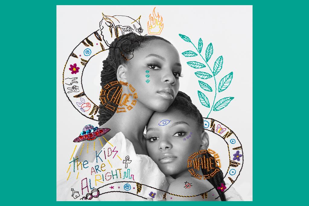 Chloe-x-Halle-Kids-Alright-Album