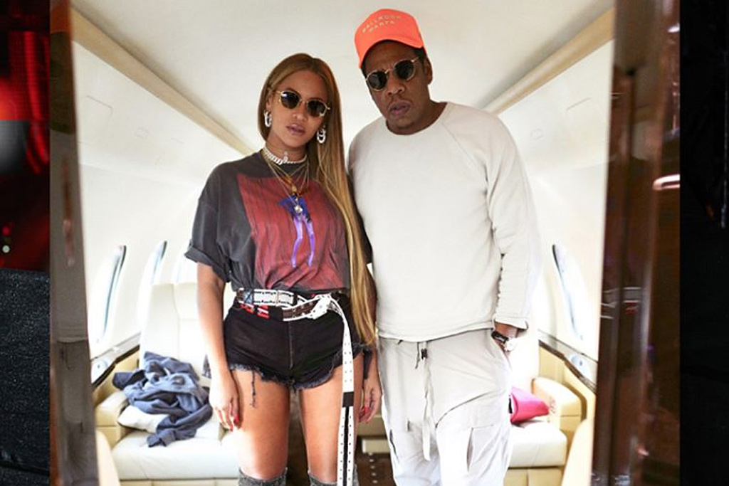 Beyoncé and Jay-Z Officially Announce the On the Run II