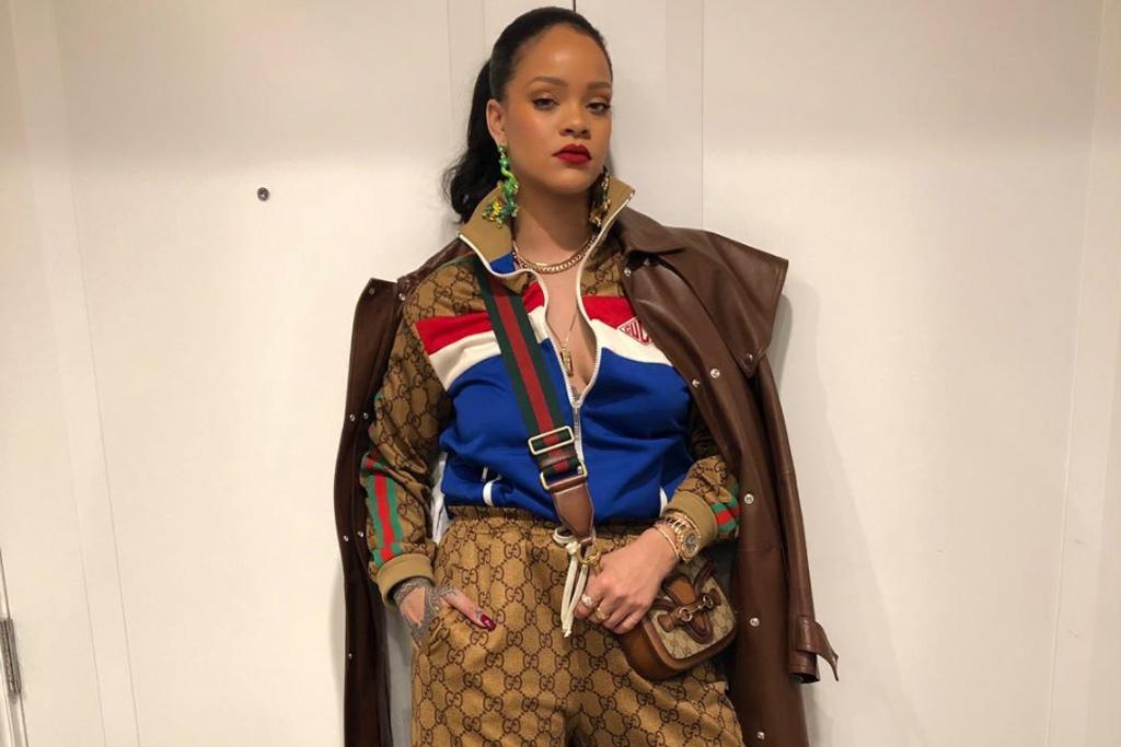 Rihanna-Snapchat-Gucci