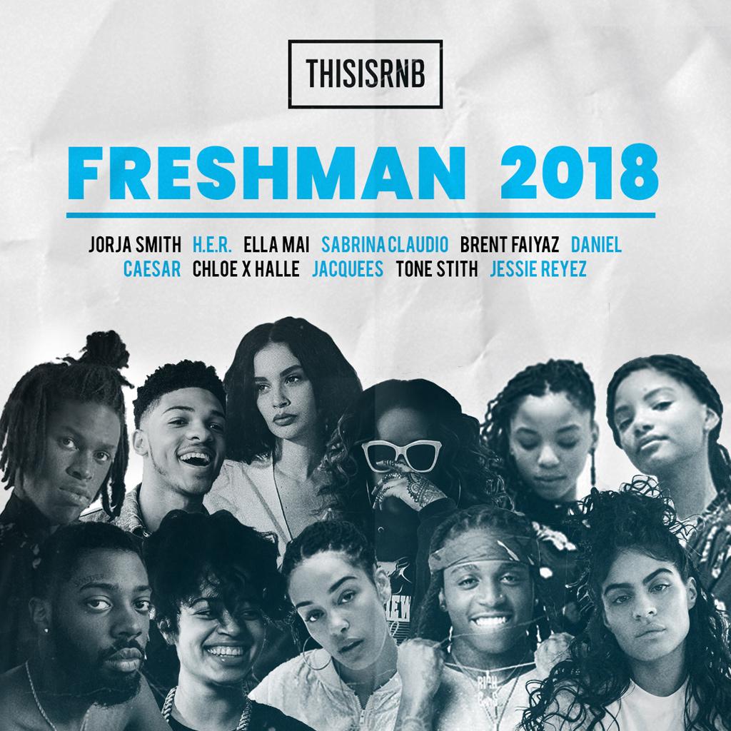 ThisisRnB-R&B-Freshman-2018