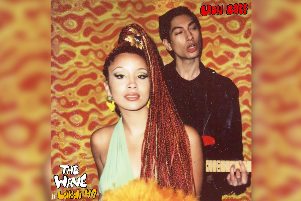 Lion-Babe-The-Wave