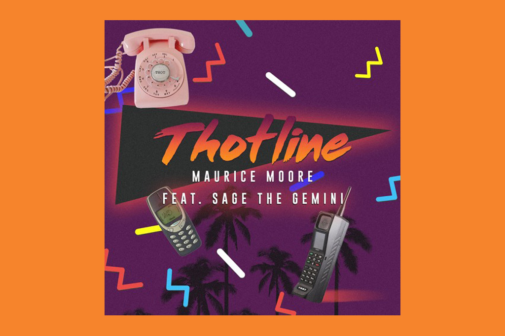Maurice-Moore-Thotline-Remix