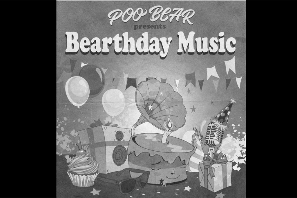 Poo-Bear-Bearthday Music