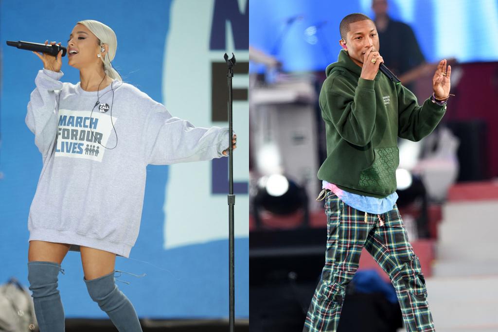 Ariana-Grande-Pharrell