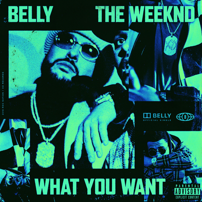 Belly x The Weeknd