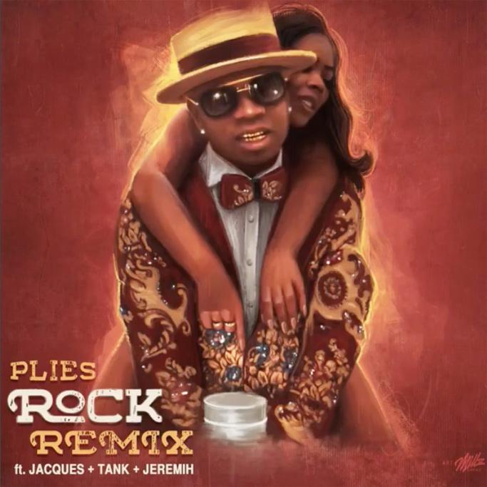 Plies-Rock-R&B-Remix