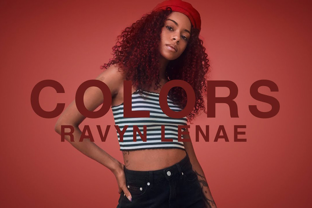 Ravyn-Lenae-COLORS