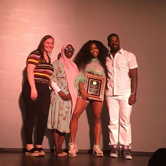 SZA-High-School-Hall-of-Fame