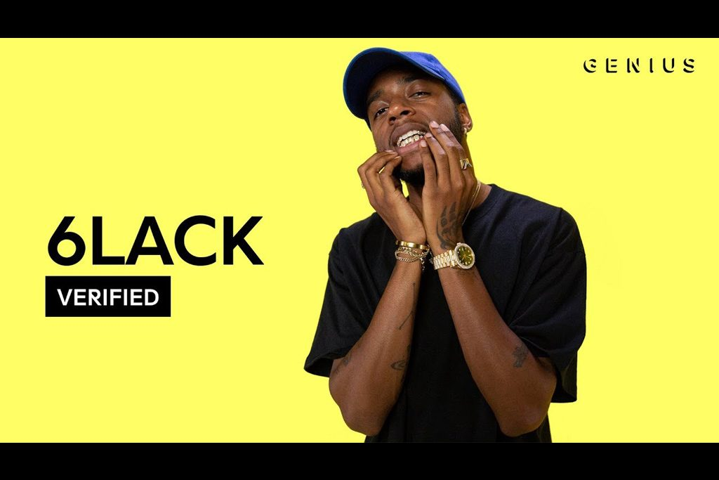 6lack-Genius-Verified