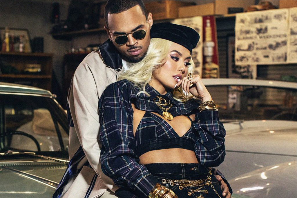 Chris-Brown-Agnez-Mo
