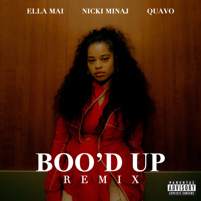 Ella Mai Boo'd Up Remix