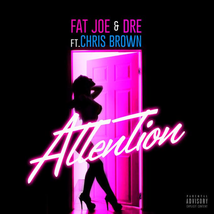 Fat Joe Chris Brown Attention