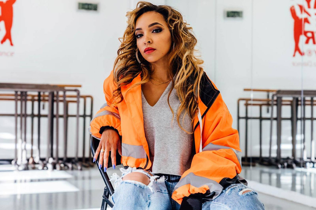 Tinashe Throw A Fit