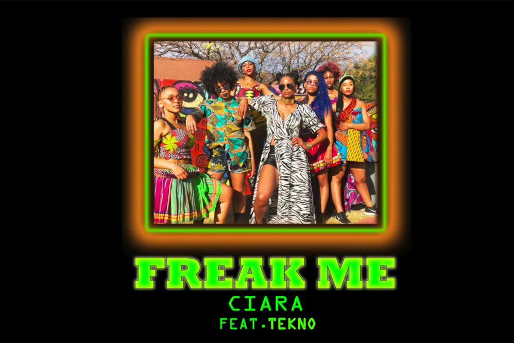 Ciara-Freak-Me