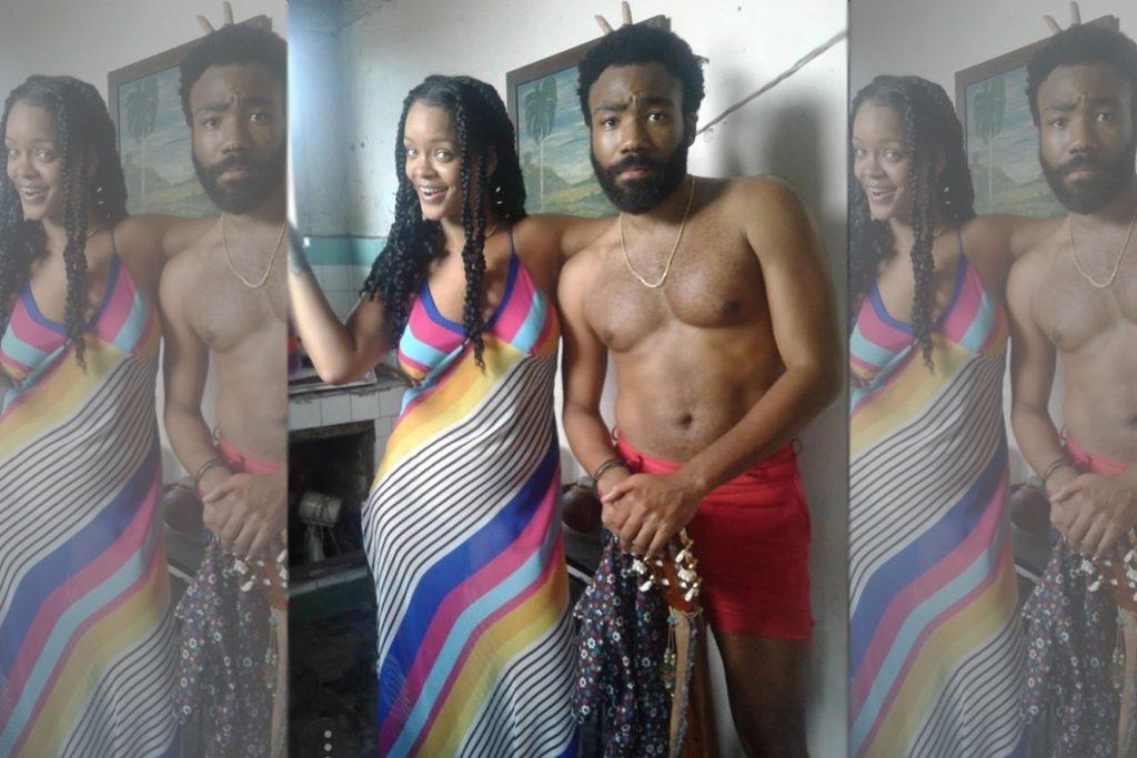 Rihanna-Donald-Glover