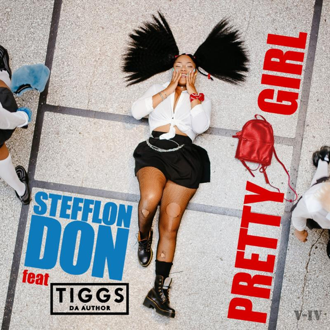 Stefflon Don Pretty Girl
