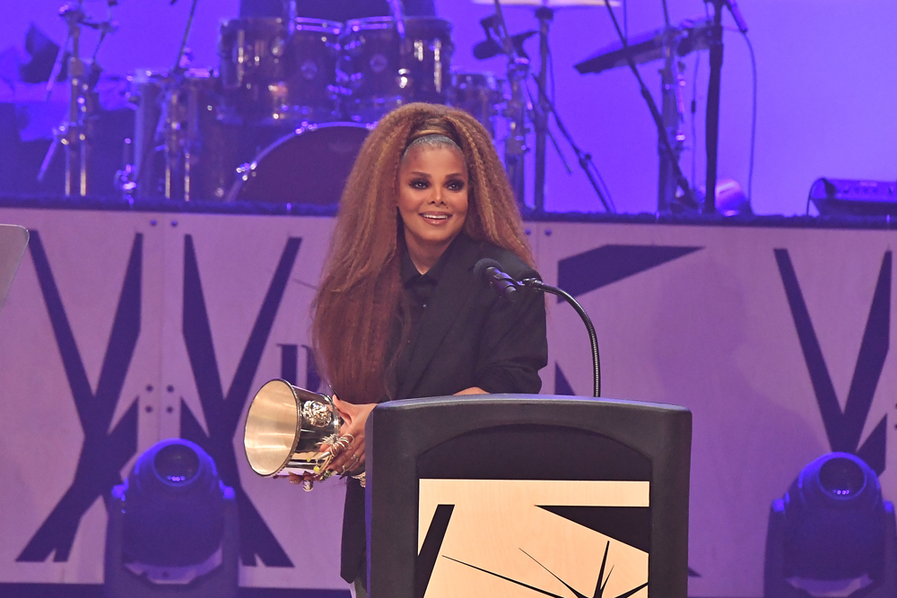 Janet Jackson 2018 BMI R&B/Hip-Hop Awards