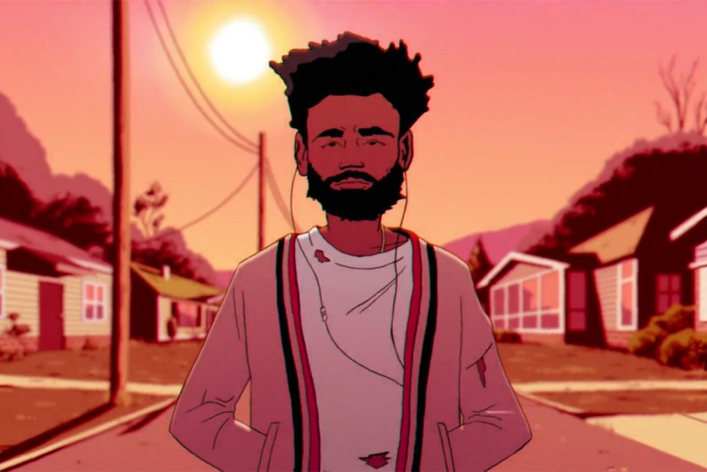 Childish-Gambino-feels-like-summer-animated