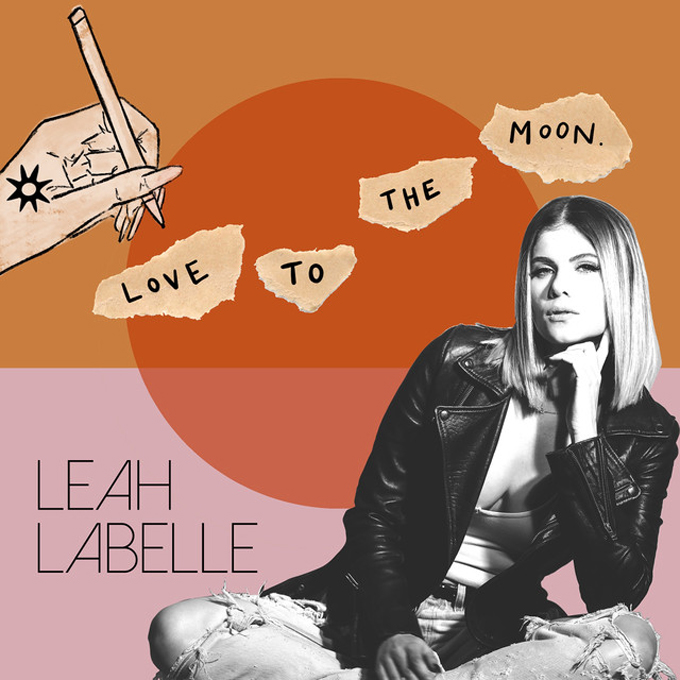 Leah Labelle Love to the Moon