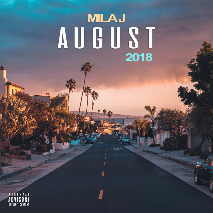 Mila J August 2018