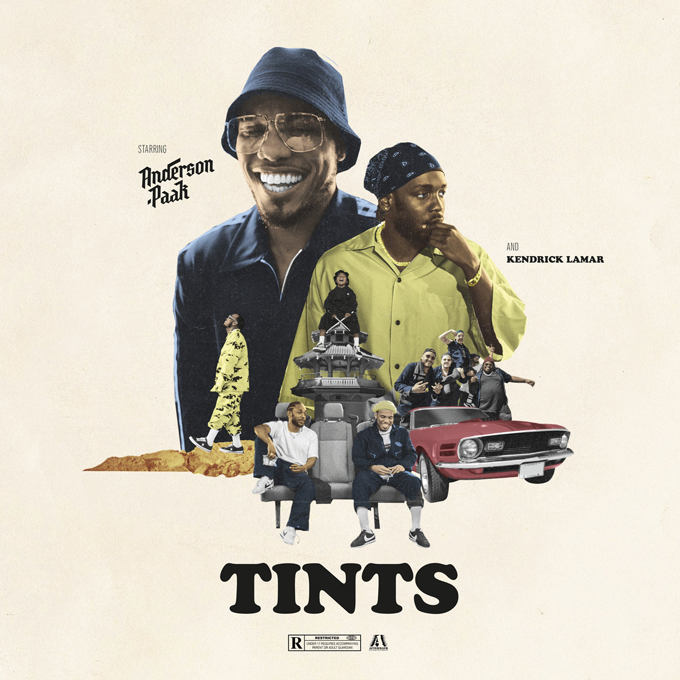 Anderson Paak Tints