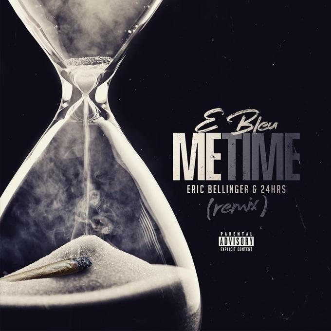 E Bleu Me Time