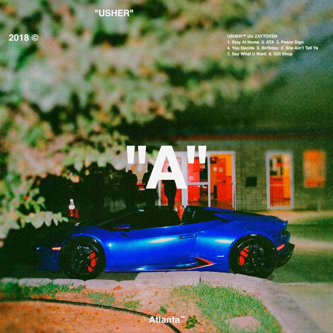 Usher A