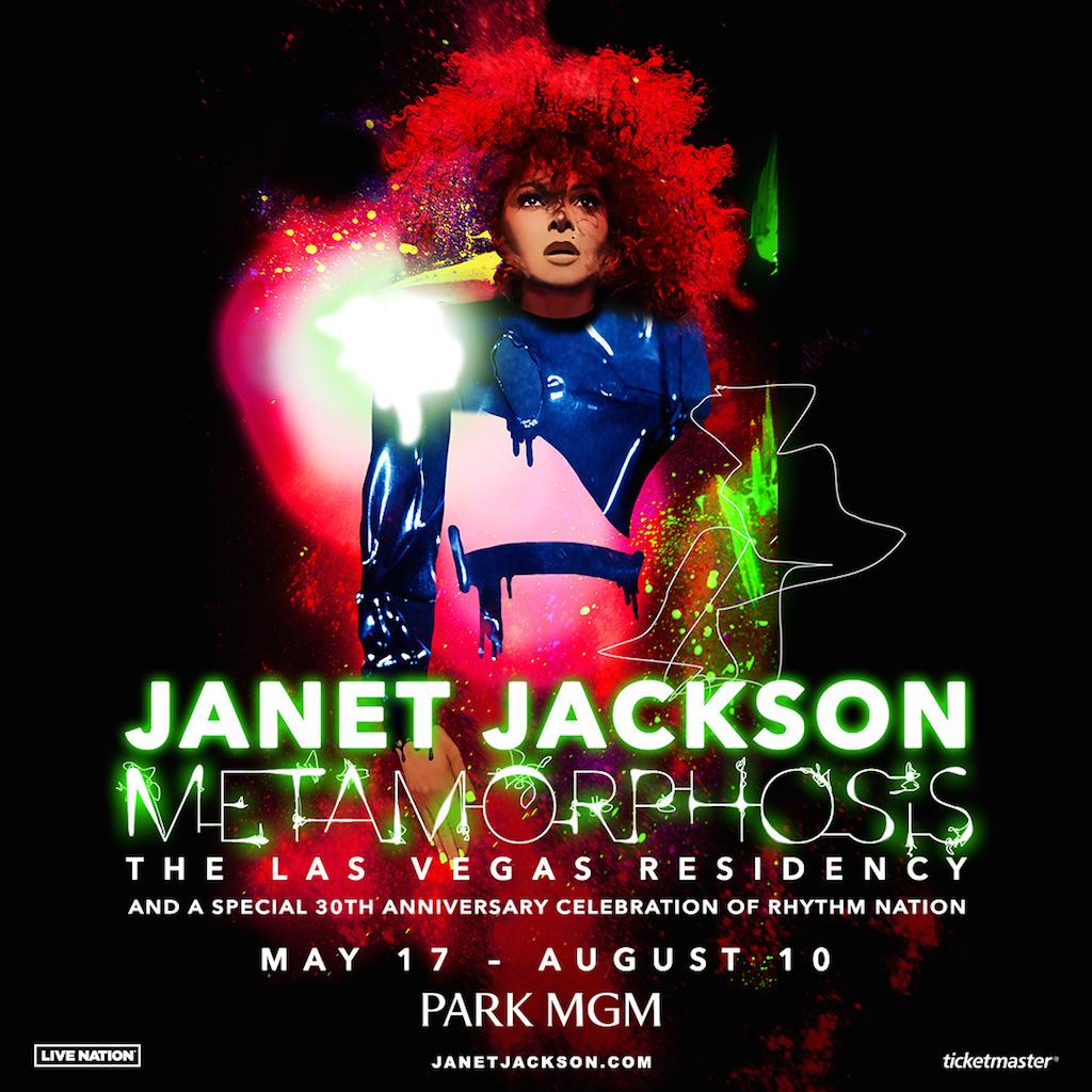 Janet Jackon Metamorphosis