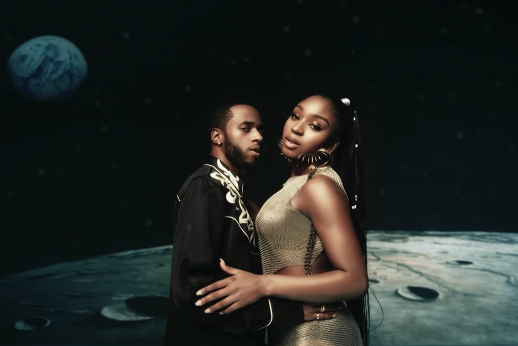 Normani-6lack-Waves