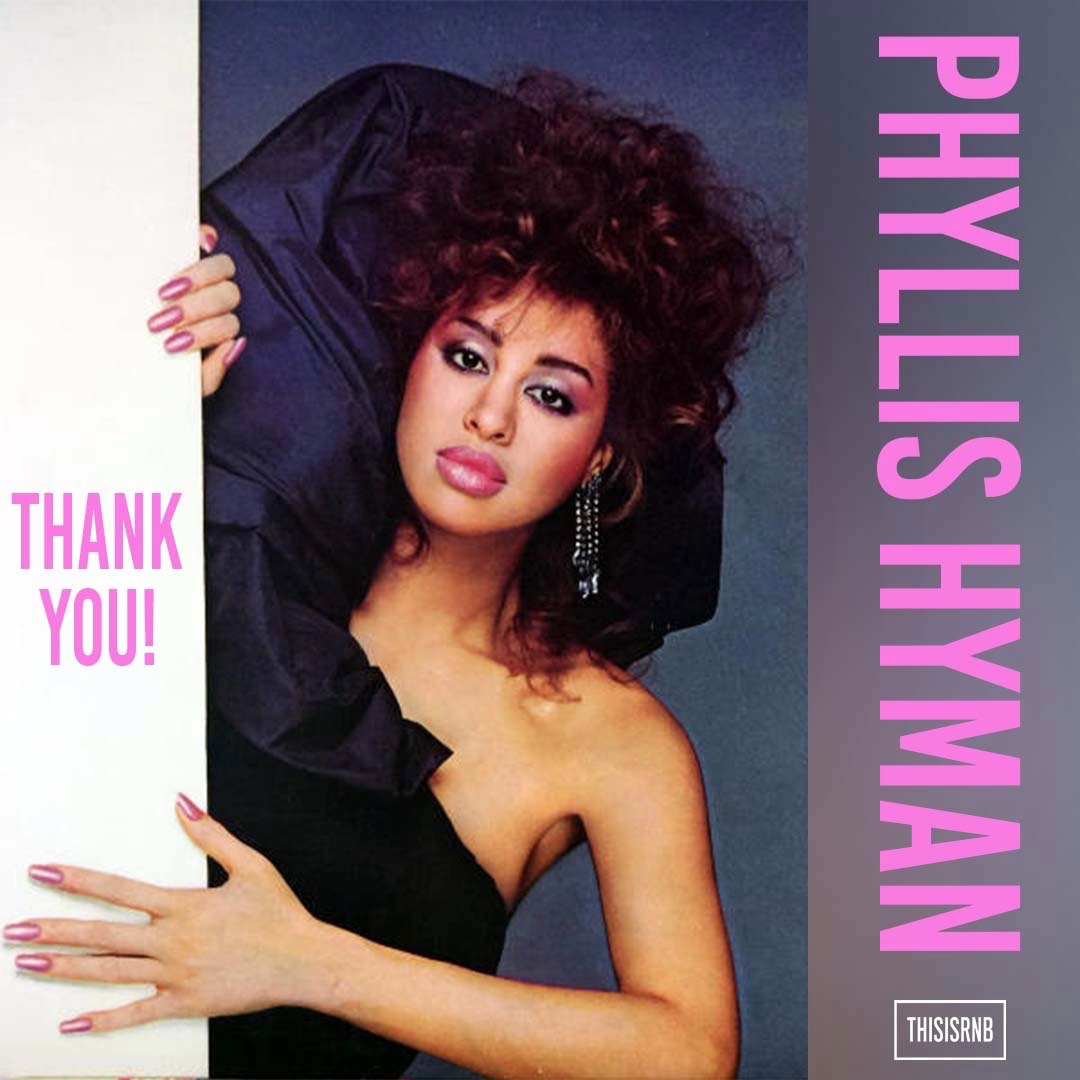 Artist Appreciation - Phyllis Hyman