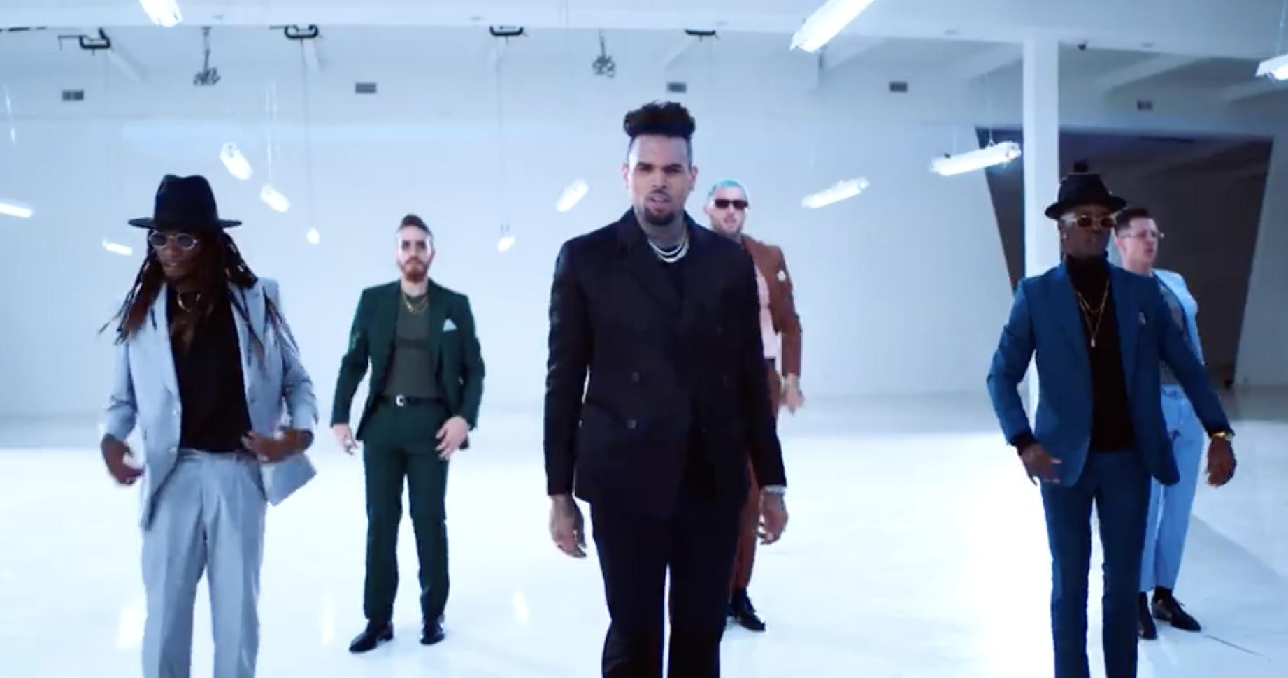 Chris Brown - Heat