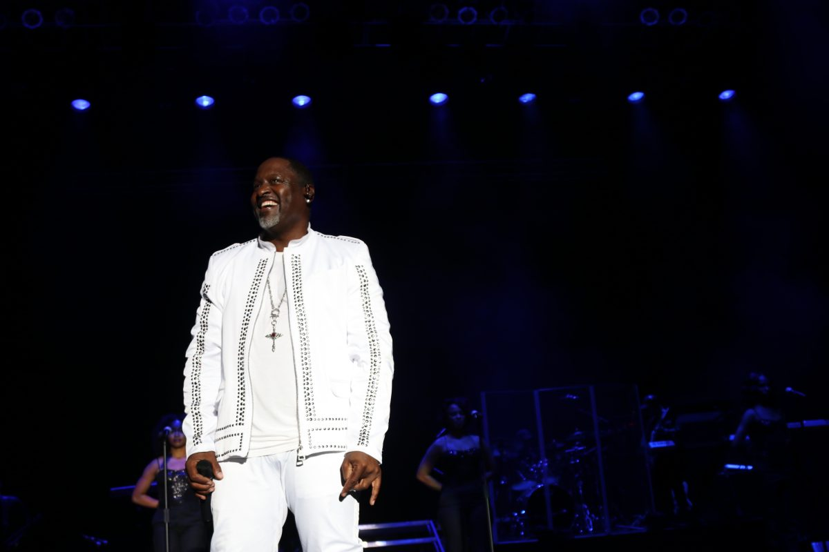 Johnny Gill - Ladies Night Out