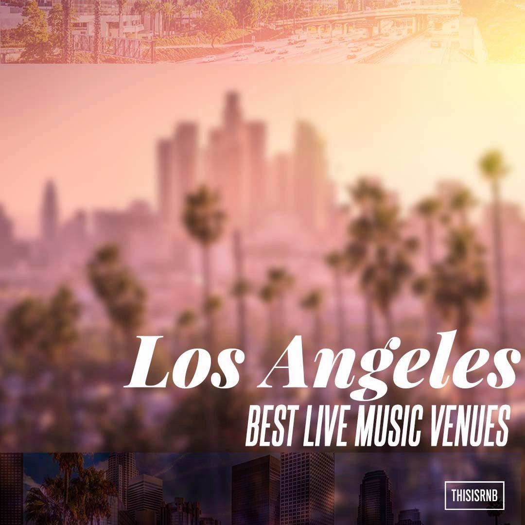 Live Venues - LA