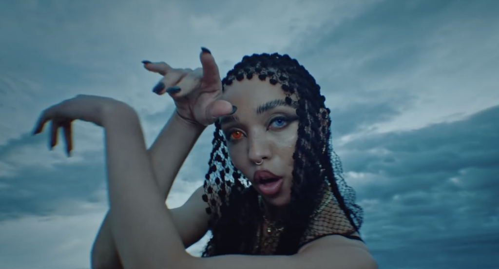 FKA twigs - holy terrain