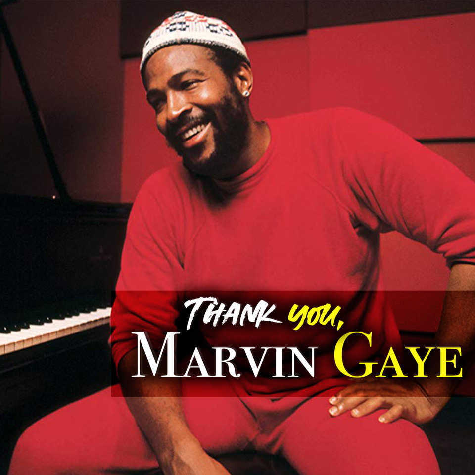 Artist Appreciation - Marvin Gaye