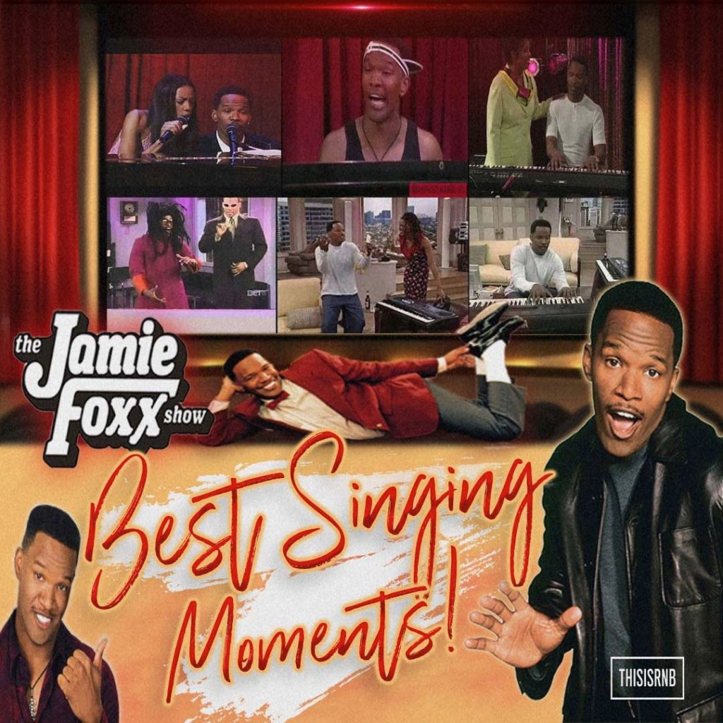 The Jamie Foxx Show Singing Moments